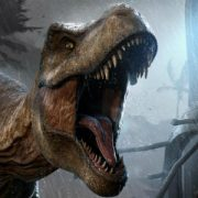 Прогулки с динозаврами — 20 минут геймплея Jurassic World: Evolution
