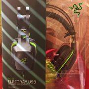 Железные впечатления: наушники Razer Electra V2 USB и Razer Thresher 7.1