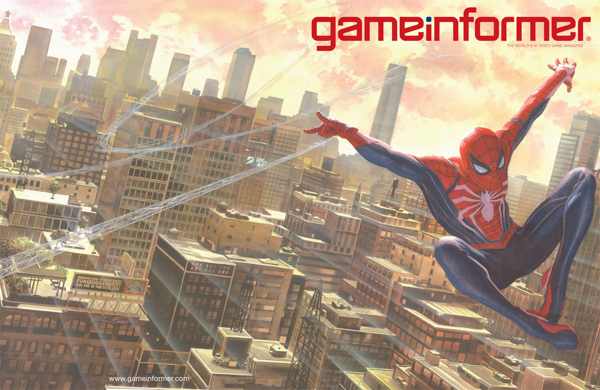 Spider-Man_Game-Informer