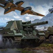 В War Thunder стартовал цикл событий «Хроника Второй мировой»