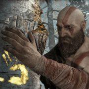 Видео God of War — развитие способностей Кратоса