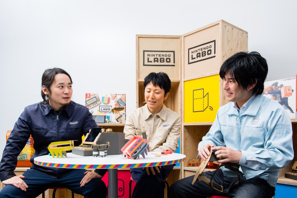 Nintendo Labo Creators