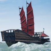 Авторы Feral Blue рассказали о вселенной игры, морских боях и буднях капитана