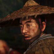 E3 2018: Ghost of Tsushima — поединок под дождем из красных листьев