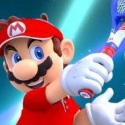 Mario Tennis Aces — уже в продаже