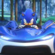 E3 2018: Лихорадка на гоночной трассе — ролик Team Sonic Racing