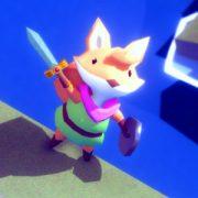 E3 2018: Tunic — экшен в духе Zelda с симпатичной лисичкой вместо Линка
