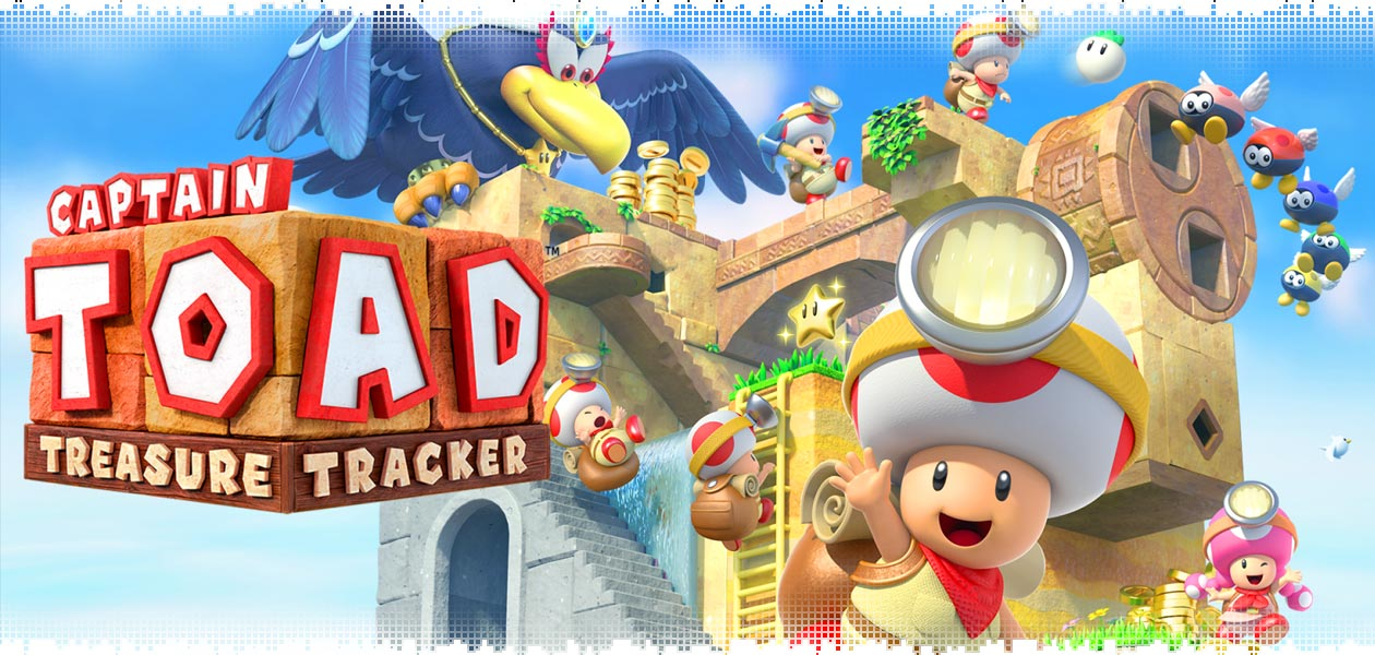 Впечатления: Captain Toad: Treasure Tracker