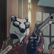 Вступительный ролик тактической RPG Grimshade