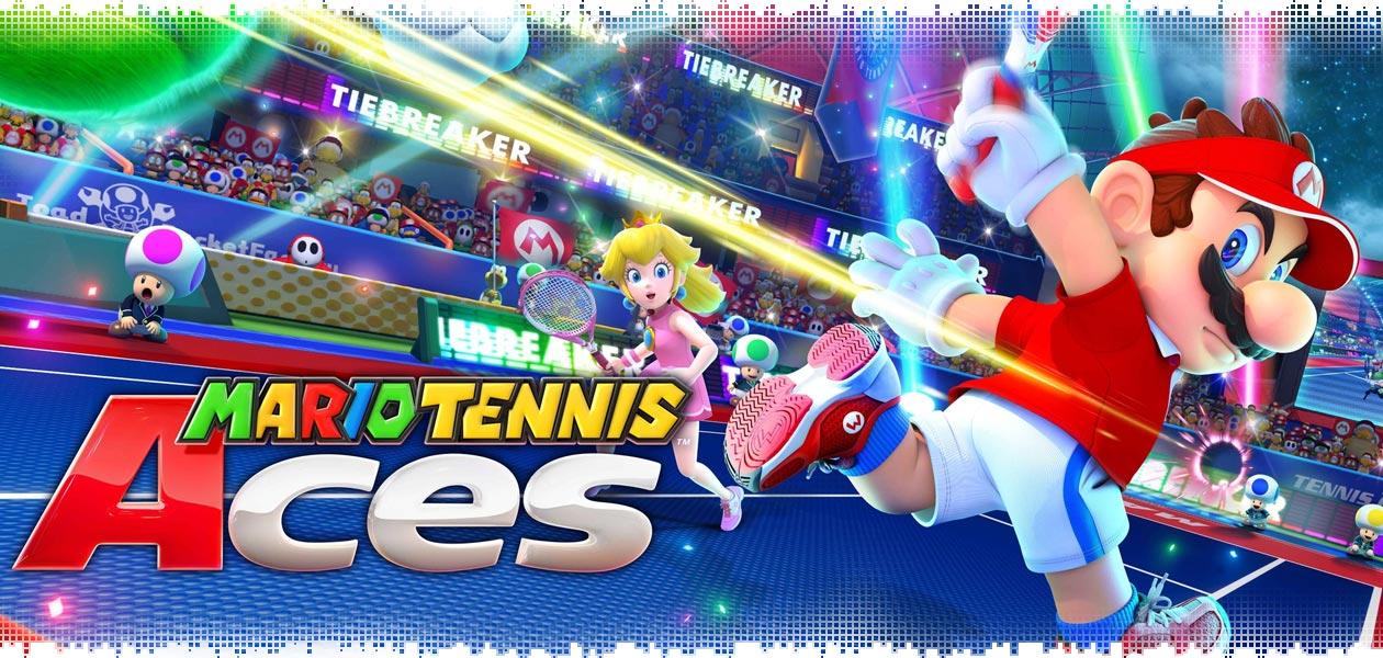 Впечатления: Mario Tennis Aces