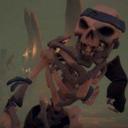 Сегодня в Sea of Thieves появятся корабли мертвецов