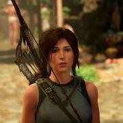 Геймплей Shadow of the Tomb Raider — прогулка по затерянному городу Пайтити