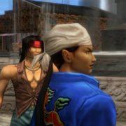 Видео: персонажи Shenmue 1 & 2
