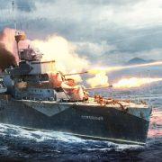 К ЗБТ морских боев в War Thunder присоединился советский флот