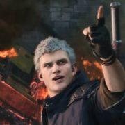 gamescom 2018: чудо-руки Неро в новом трейлере Devil May Cry 5