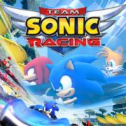 Командные действия в Team Sonic Racing