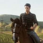 Farming Simulator 19 — геймплейный трейлер «Сбор урожая»
