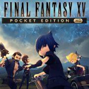 «Карманная» версия Final Fantasy 15 вышла на PS4 и Xbox One