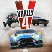 Крутые повороты в премьерном ролике V-Rally 4