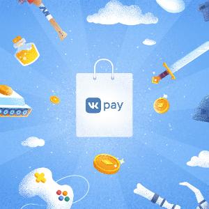 «Магазин игр» в VK Pay