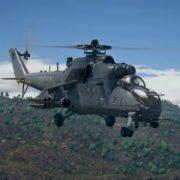 С обновлением «Полет валькирий» в War Thunder дебютировали вертолеты