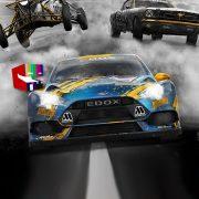 Запись трансляции Riot Live: Dakar 18 и V-Rally 4