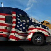Видео American Truck Simulator: Oregon — в новый штат под звуки кантри