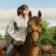 Видео: скотный двор в Farming Simulator 19