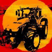 Red Farm Redemption: дуэль трактористов в тизере Farming Simulator 19