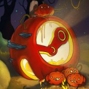 В Steam началась распродажа по случаю Хэллоуина