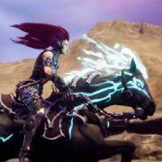 Видео Darksiders 3: конная прогулка Ярости