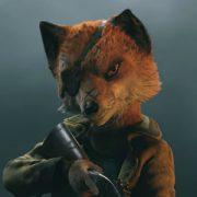 Видео: знакомимся с новым персонажем Mutant Year Zero, лисицей Farrow