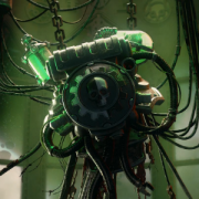 Курс на планету Сильва Тенебрис — релизный ролик Warhammer 40K: Mechanicus