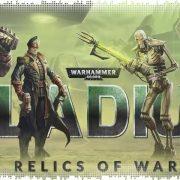 Рецензия на Warhammer 40,000: Gladius — Relics of War