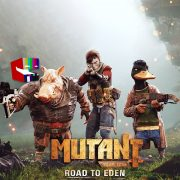 Запись трансляции Riot Live: Mutant Year Zero: Road to Eden