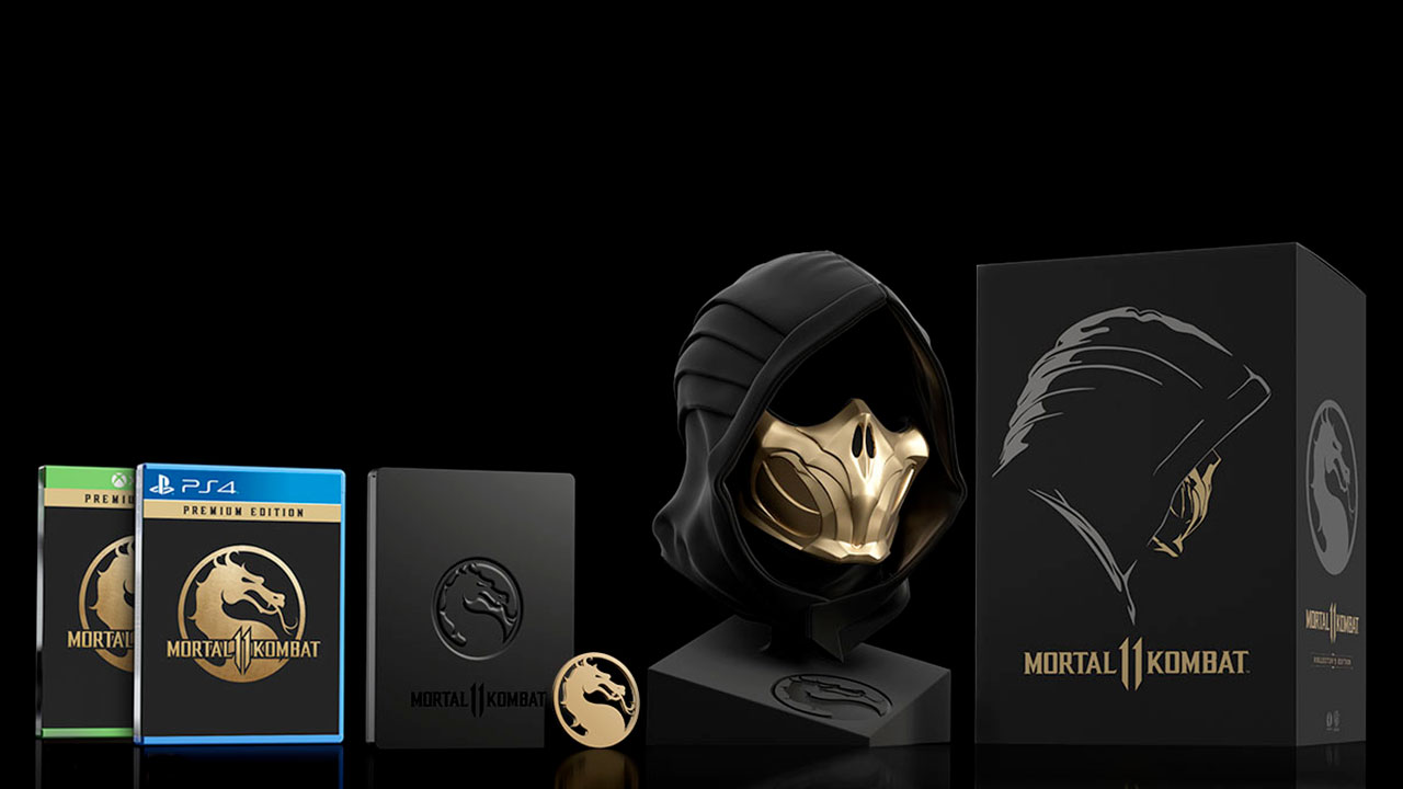 Mortal Kombat 11 Kollector's Edition