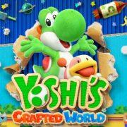 Обратная сторона Йоши: Yoshi's Crafted World выйдет в марте