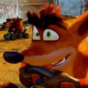 Форсированный геймплей Crash Team Racing Nitro-Fueled