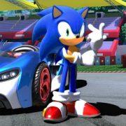 Видео: настройка автомобиля в Team Sonic Racing