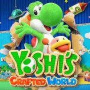 Ролик к релизу симпатичного «платформера» Yoshi's Crafted World