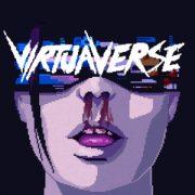 VirtuaVerse — еще одна киберпанк-адвенчура о непроглядном будущем