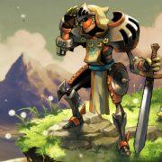 Карты и роботы: премьерный ролик SteamWorld Quest: Hand of Gilgamech
