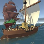 Хорьки-пираты из Ferret Scoundrels на днях сойдут на сушу в «раннем доступе» Steam