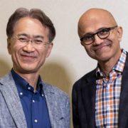 Sony и Microsoft объединят усилия в сегменте облачных технологий и ИИ