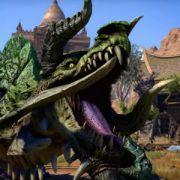 Ярость драконов в новом ролике The Elder Scrolls Online: Elsweyr