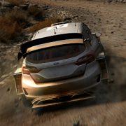 Видео: геймплей и особенности WRC 8
