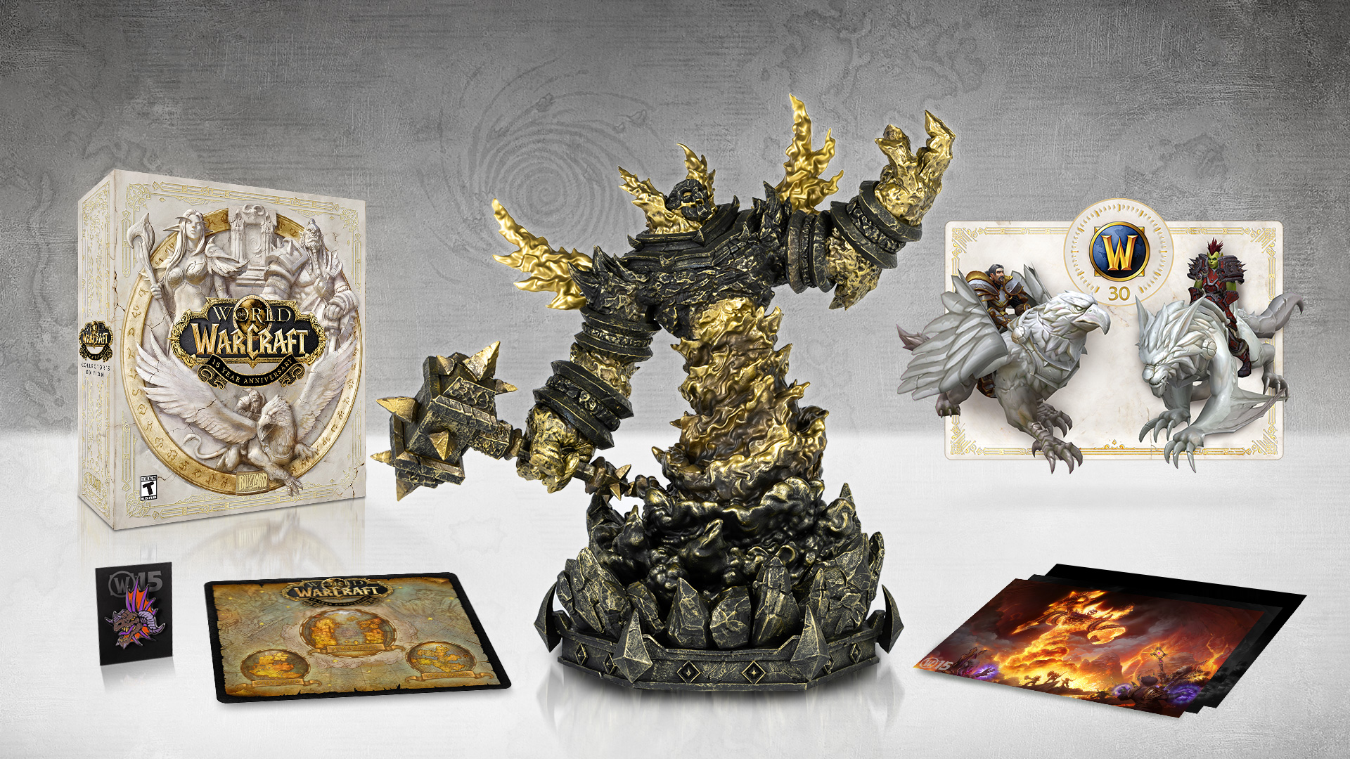 World of Warcraft 15th Anniversary CE
