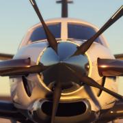 Новый Microsoft Flight Simulator выглядит впечатляюще