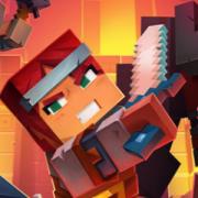Добыча в кубе: геймплейный ролик Minecraft Dungeons