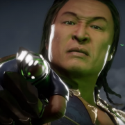 Видео: Шан Цунг в Mortal Kombat 11